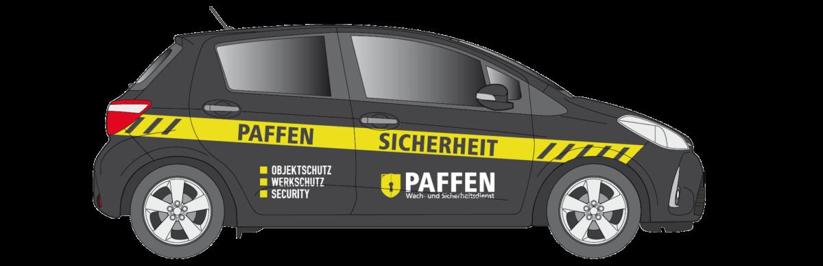 Sicherheitsstreife Revierdienst Bonn